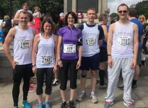 Pudsey Legal 10k run