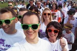 Read more about the article Leeds Colour Run 2016