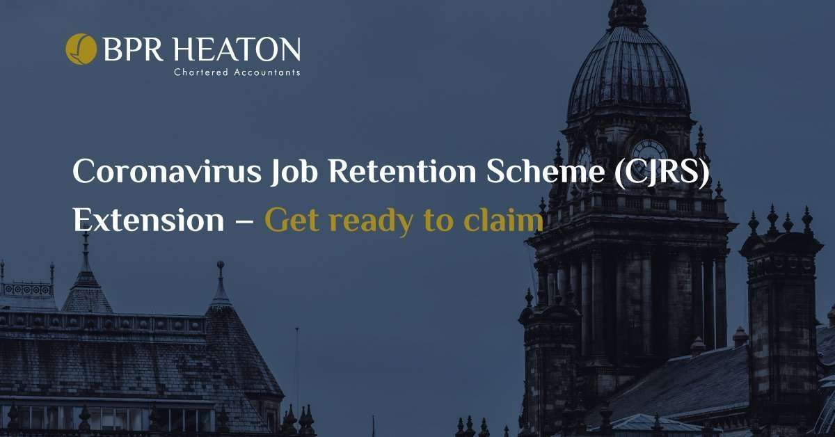 Coronavirus Job Retention Scheme (CJRS) – Get Ready To Claim