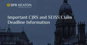 Important CJRS and SEISS Claim Deadline Information