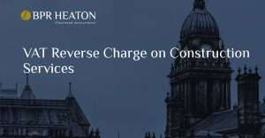 VAT Reverse charge on Construction Services